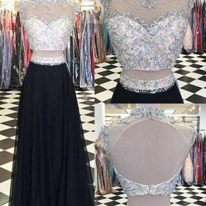 New Arrival Prom Dress,Two Piece Pr..