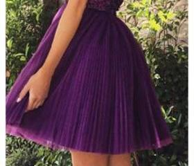Fashion Purple High ..