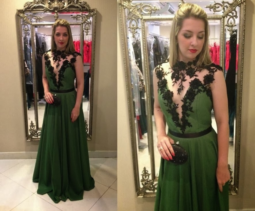 Charming Prom Dress,Chiffon Prom Dress,Long Evening Dress,A Line Formal Evening Gown