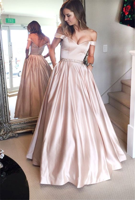 d306e52337266 Sexy Prom Dress,Long Prom Dresses,Backless Long Prom Dresses, Off Shoulder  Formal Evening Dress