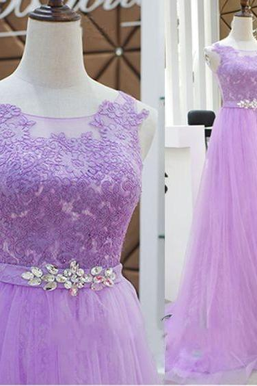 Charming Prom Dress,Appliques Prom Dress,Long Prom Dresses,Evening Formal Dress