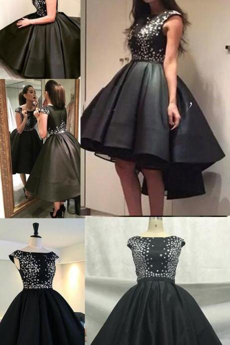 A Line Prom Dress,Short Prom Dresses,Evening Formal Dress,Women Dress