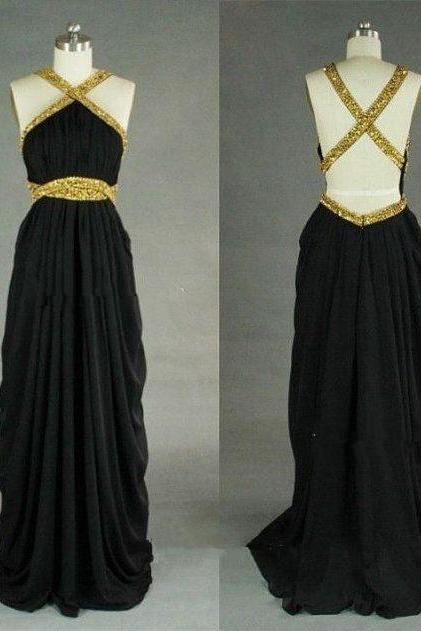 Charming Prom Dress,Sexy Prom Dress,Chiffon Prom Dresses,Long Evening Dress,Formal Dress