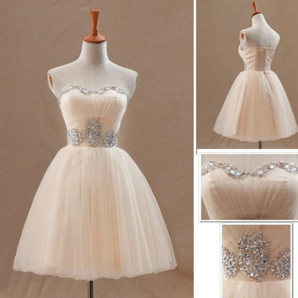 Short Homecoming Dresses,Custom Made Short Prom Dresses